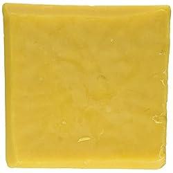 Stakich Pure Yellow BEESWAX Blocks - 100% Natural,