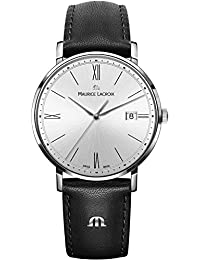 Eliros EL1087-SS001-112-1 Mens Wristwatch Flat & light
