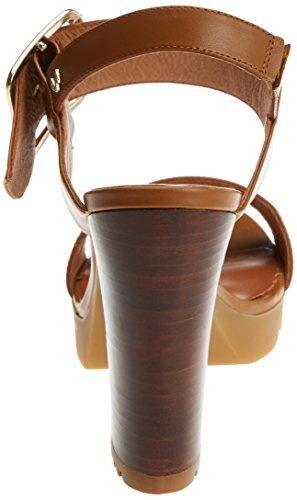 Martinelli Dame Hiyori 1095-a368n Slingback Sandalen Brun (brandy) rszo009H4l