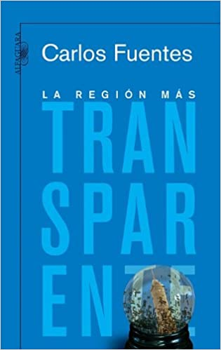 Book La Region Mas Transparente