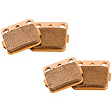 Race Driven Sintered Metal Severe Duty Front Brake Pads for ATV UTV