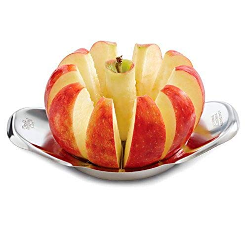 Pampered Chef Stainless Steel Apple Wedger Slicer Corer (The Pampered Chef Apple Slicer)