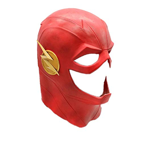 The Superhero Cosplay Latex Overhead Mask Halloween Xmas Party Cosplay Props Type A ()
