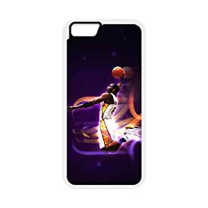 iPhone 6 Plus 5.5 Inch Custom Cell PhoneCase Kobe Bryant Case Cover OWFF34932