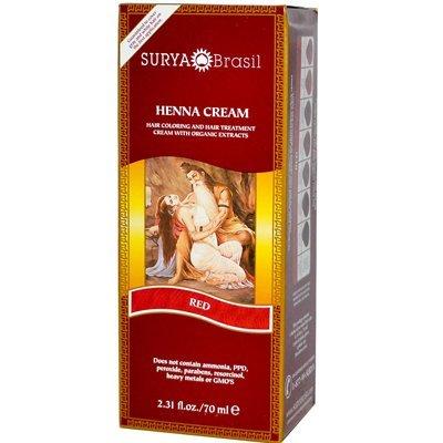 Surya Henna Cream Red -- 2.31 oz