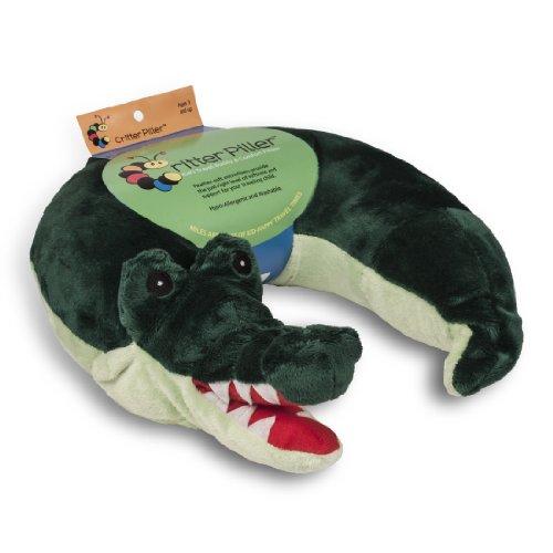 Critter Piller Kids Pillow Alligator product image