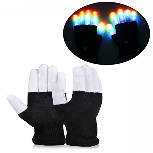 Teen Boys Gifts DIMY Flashing Gloves For Girls Birthday Present 11 Years Old 7 G03