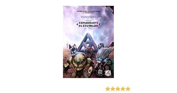 Maldito Games ANACHRONY - Expansion EXOTRAJES (Castellano): Amazon.es: Juguetes y juegos