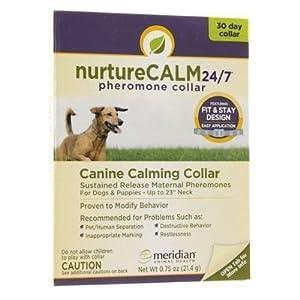 NurtureCALM 24/7 Pheromone Collar for Dogs, 23″