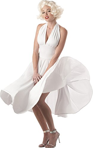 California Costumes Marilyn Sexy Women Large (Marilyn Sexy Women Costume)