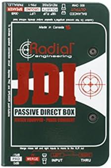 Radial JDI - Pasivo caja de inyección directa: Amazon.es ...