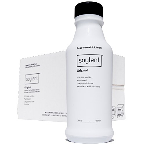 Soylent Replacement Drink Original Bottles product image
