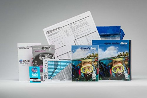 Padi PADI Open Water Crewpack (Padi Open Water)