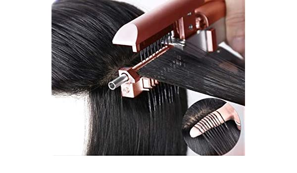 Amazon Elihair 6d Hair Extension Kit Professional Salon