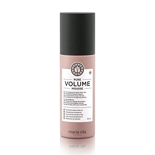 Maria Nila Pure Volume Mousse MN-3617