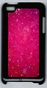 iPod 4 Case Best Pink PC Custom iPod 4 Case Cover Black