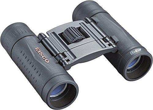 8 X 21mm Black Compact Binocular - 1