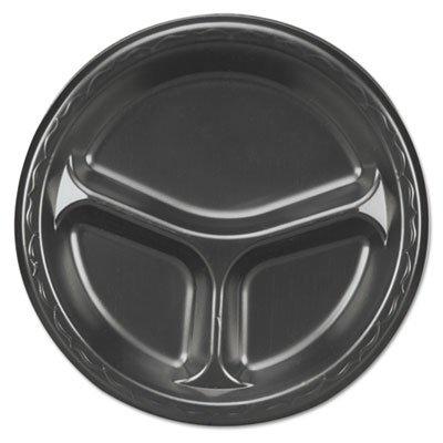 Foam Laminated Platter - Elite Laminated Foam Platter, 8 1/2