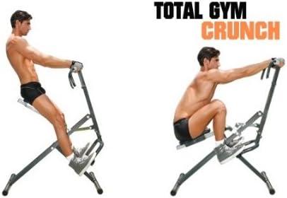 Total Gym Crunch: Amazon.es: Deportes y aire libre