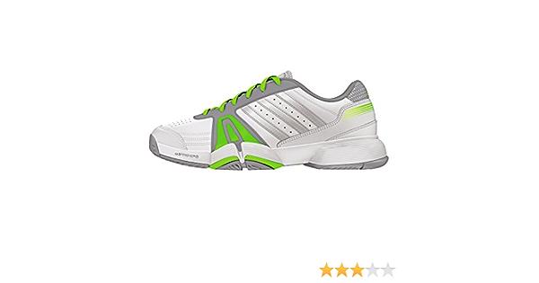 Chaussure Tennis Bercuda 3 Vert-Blanc-Gris M19756