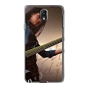 Anti-Scratch Hard Phone Cover For Samsung Galaxy Note3 (wFZ6432SbKq) Support Personal Customs Beautiful Coal Chamber Band Pictures