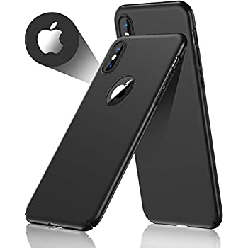 Amazon.com: ANDMO Super Thin iPhone X Case/iPhone Xs Case ...