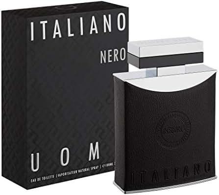 Italiano Nero 3.4oz EDT By Armaf