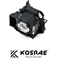 AuraBeam replacement Projector Lamp for ELPLP33 EPSON EMP-S3 EMP-S3L EMP-TW20 EMP-TW20H EMP-TWD1 EMP-TWD3 HOME 20 MovieMate 25 MovieMate 30S PowerLite S3 Projector