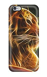 Series Skin Case Cover For iphone 5c(tiger)