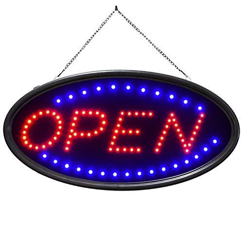 Window Retail Sign - Doingart LED Open Sign, 19