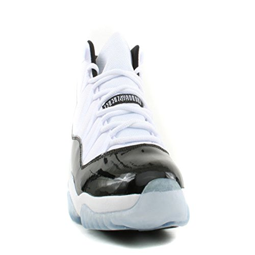 a17b59b30851 ... where to buy air jordan 11 retro defining moments white metallic gold  black basketball shoes delicate