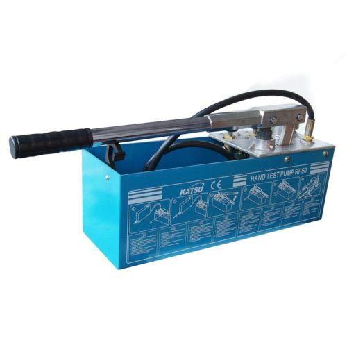 Merry Tools HK BOMBA TESTADOR PRESION AGUA 12 LITROS SISTEMA CALEFACCION, TESTADOR MANO CP-50 318923