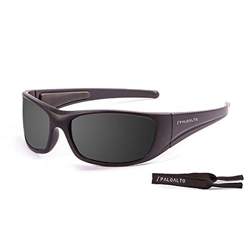 Paloalto Sunglasses P3400.1 Lunette de Soleil Mixte Adulte, Noir