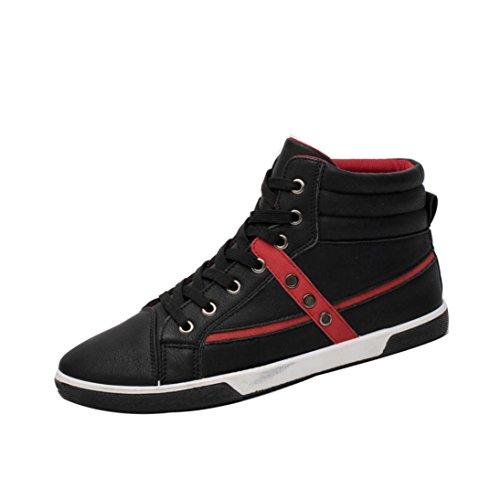 Pelle Autunno Scarpe 45 Casual Uomo Uomo Alte Stivali Uomo zycShang Inverno Scarpe Moda In Sneakers Scarpe Da 8Rxpw