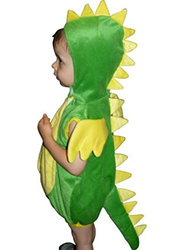 Fantasy World Boys/Girls Dragon Halloween Costume, Size 4T, F82