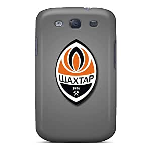 Saraumes Galaxy S3 Hybrid Tpu Case Cover Silicon Bumper Fc Shakhtar Donetsk