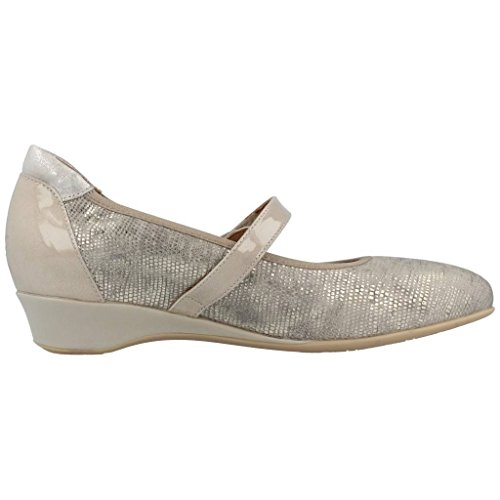 Piesanto Modelo De Cordones Color Piesanto Marca Plateado Para Zapatos Plateado Mujer 8727 Mujer 0OZSSqw
