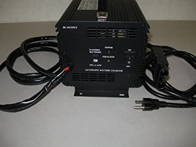 48 Volt Golf Cart Battery Charger for Yamaha 2006 and Earlier