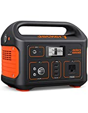 Jackery Portable Power Station Explorer 500, 518Wh Outdoor Solar Generator Mobile Lithium Battery Pack with 110V/500W AC Outlet (Solar Panel Not Included) for Road Trip Camping, Outdoor Adventure