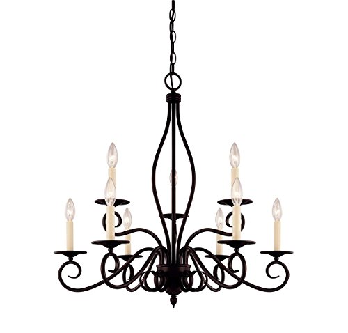 (Savoy House KP-99-9-13 Nine Light Chandelier)