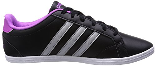 wholesale dealer f61f8 1d772 adidas Damen Coneo Qt Vs W Sneakers, Schwarz, UK 4.5 (37 13) Amazon.de  Schuhe  Handtaschen