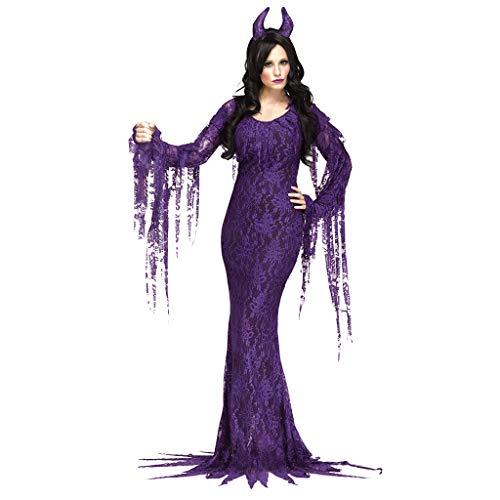 SOMESHINE Women's The Haunted Adult Ghost Costume