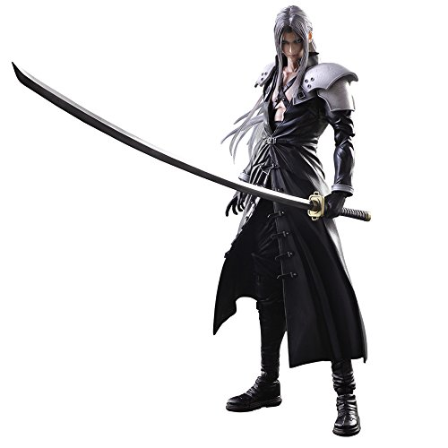 - Final Fantasy VII Advent Children Sephiroth Play Arts Kai Action Figure