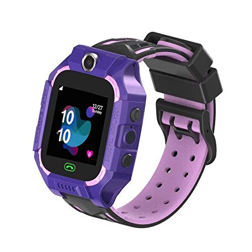 Dušial Kids Smart Watch Waterproof Phone Tracking SOS Watch Gifts ...