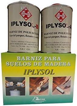 IPLISA - Barniz para suelos de madera iplysol: Amazon.es ...