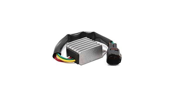 uxcell Motorcycle Voltage Regulator Rectifier for KTM 250 300 400 450 525 530 660