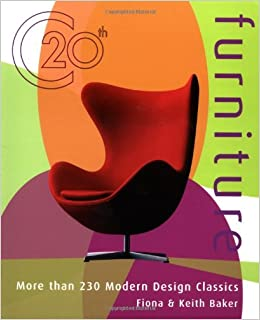 Twentieth Century Furniture: Carlton Books: 9781842223017: Amazon.com: Books