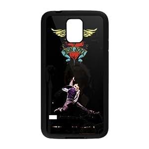 Bon Jovi Heart And Dagger Cell Phone Case for Samsung Galaxy S5