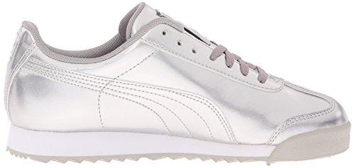 White Kids Puma Silver Puma Pnt Sneaker Ano Roma HFF0wqt