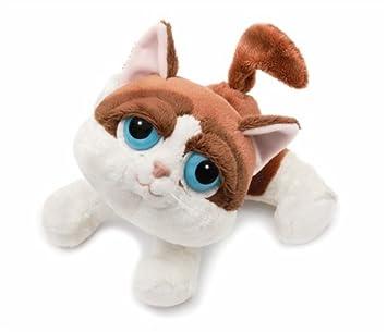 Lil Peepers 85772 Russ Berrie - Gato ragdoll de peluche (13 cm aprox
